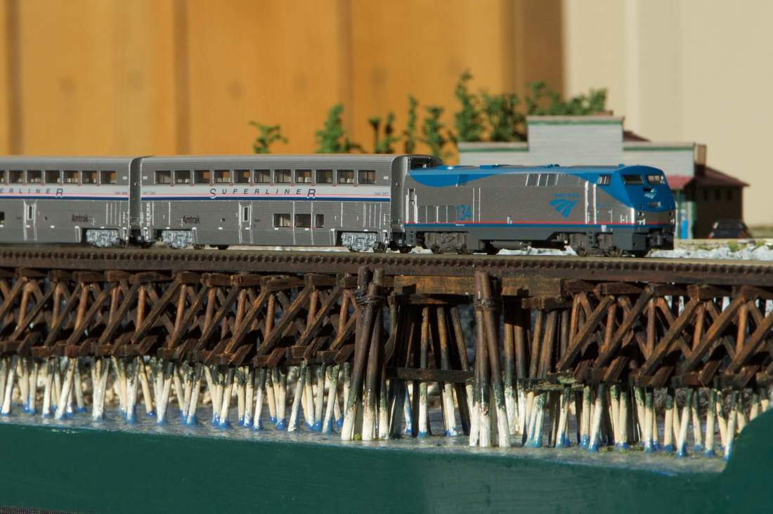 Bluff City Benders N Scale - Memphis Model Railroaders